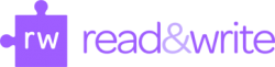 read write software logo